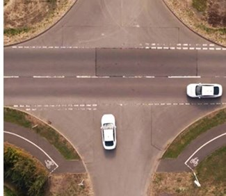 """Ford Tests """"Smart"""" Intersection System in the U.K."""