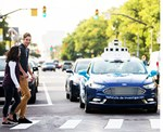 Ford Lights Up V2X Communications for Autonomous Cars