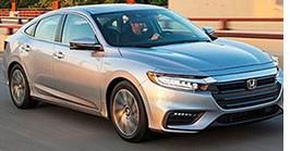 Honda, Jaguar, Mitsubishi Models Win Green Car Awards