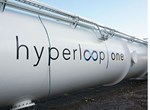 Virgin Hyperloop Demos Test Pod for Saudi Prince