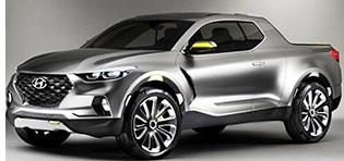 Hyundai Readies Compact Pickup for U.S.