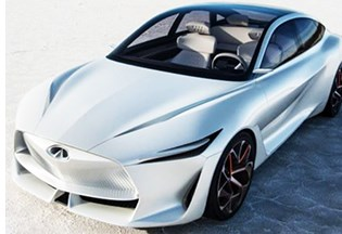 Future Infiniti EVs to Take Inspiration from Concept Car