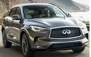 Infiniti Aims to Triple China Sales in 5 Years