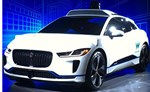 Waymo to Use Jaguar I-Pace EV in Autonomous Fleet