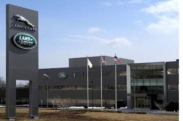 JLR Opens New U.S. Headquarters