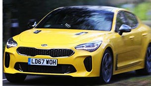 Kia Targets Performance, but Rules Out Sub-Brand