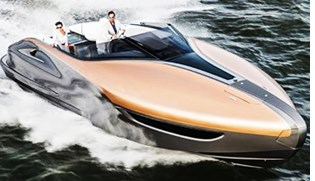 Lexus to Launch Yacht Next Year