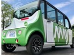 Self-Driving-Shuttle Service to Launch in Ohio