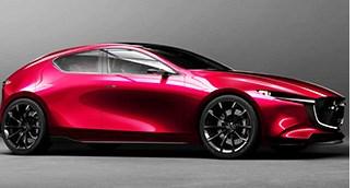 Next-Gen Mazda3 to Get LA Reveal