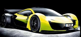 McLaren Readies £1.2 Billion Product Push