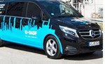 Mercedes Will Launch Ride-Hailing Service at BASF Campus
