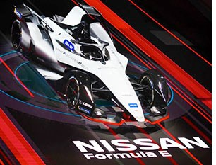 Nissan Buys Stake in Formula E Team