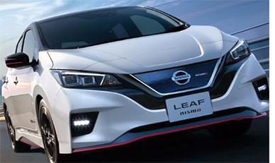 Nissan Readies Leaf Hot Hatch for Japan