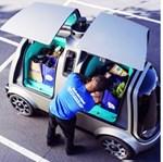 Kroger to Test Autonomous Grocery Delivery