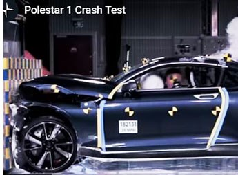 Polestar Puts Carbon Fiber to the (Crash) Test