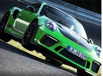 Porsche Breaks 7-Minute 'Ring Mark, Again
