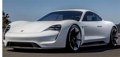 Porsche Hikes Plans for Taycan EV