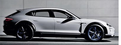Porsche Eyes Electric Mission E Cross Turismo for Production