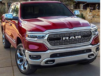 """Ram 1500 Named """"Green Truck"""" of the Year"""
