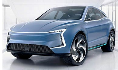 China's SF Motors to Begin EV Production in Indiana Next Year