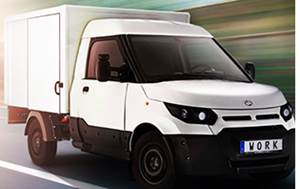 Chery, Deutsche Post Partner on Electric Vans