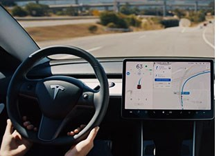 Tesla Autopilot Gains Lane-Changing, Nav Capabilities