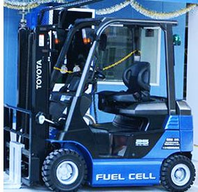 Toyota Expands Use of Fuel Cell Forklifts at Japan Plant