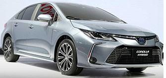 Toyota Adds Corolla Hybrid