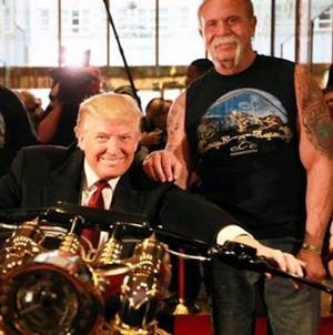 Trump Blasts Harley-Davidson for Moving Some Production Overseas