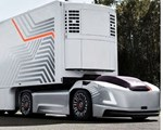 Volvo Developing Self-Driving Big Rig