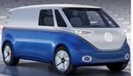 VW's Latest Buzz: An Electric Cargo Van