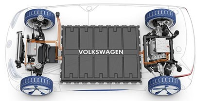 VW Moves Forward with Plans to Share EV Platform