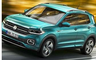 VW Unveils T-Cross SUV