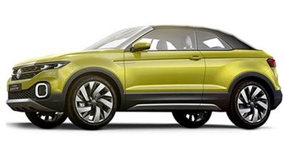 VW to Launch its First SUV in Brazil Next Year