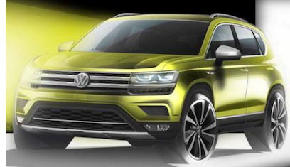 VW Mini-SUV Targets Markets Outside Europe
