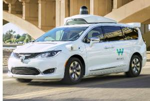 Waymo Goes Public with Driverless Ride-Hailing Service