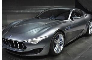 Engines Remain Key Part of Maserati's Future