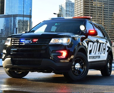 Troopers Sue Ford Over Fumes in Explorer SUVs