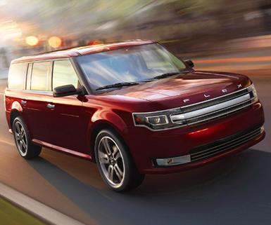 Ford Drops 2 SUVs, Cuts Staff in Canada
