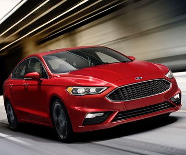Ford Recalls Fusion, Lincoln MKZ for Seatbelt Flaw