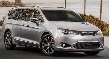FCA Recall Targets Minivan Steering Defect