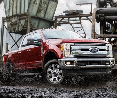 Ford Recalls F-Series Trucks for Tailgate Flaw