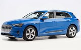Audi E-tron First EV to Earn Top IIHS Safety Rating