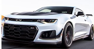 Camaro Track Model Adds Automatic Transmission