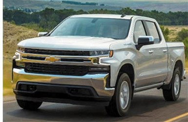 GM Expands SUV, Truck Recall to 3.8 Million Units