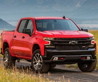 GM Recalls Pickups for Carpet Fire Hazard