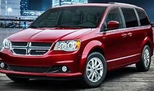 Report: Dodge to Drop Grand Caravan Sooner