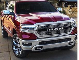FCA Recalls 182,200 Ram Trucks for Power Steering Fix