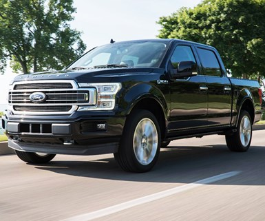 Ford Recalls Nearly 388,000 Trucks, SUVs