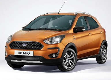 Ford Phases Out Ka+ Minicar in Europe